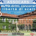 Locandina RC Auto: diritti, concorrenza e libertà di scelta_relatori Locandina RC Auto: diritti, concorrenza e libertà di scelta